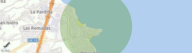 Mapa La Garita