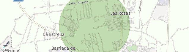 Mapa Fraile