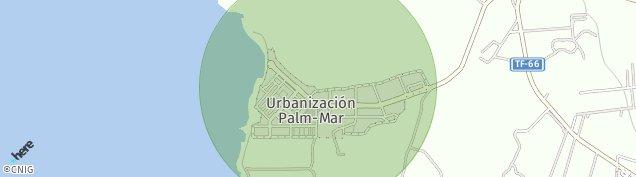 Mapa Parque La Reina