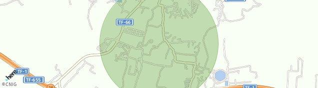 Mapa Guaza