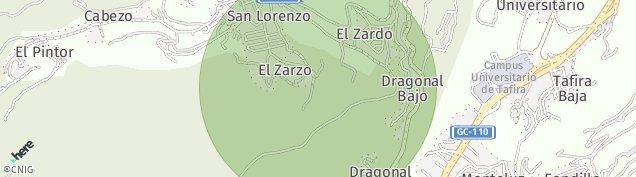 Mapa San Lorenzo