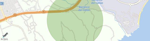 Mapa Chuchurumbache