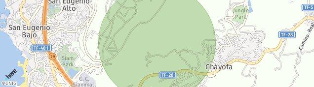 Mapa La Caldera