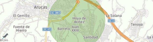 Mapa Barreto