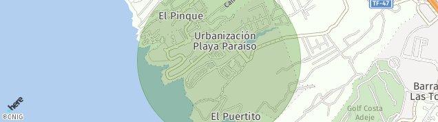 Mapa Callao Salvaje
