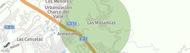 Mapa Las Torres