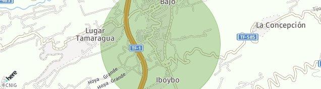Mapa Tijoco Bajo