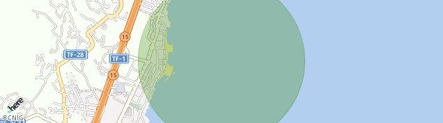 Mapa Las Caletillas