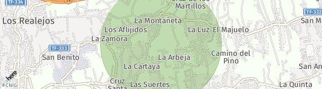 Mapa La Carrera