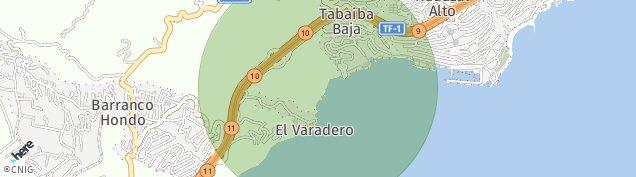 Mapa Urbanizacion Tabaiba