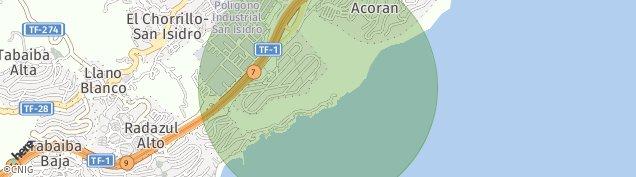 Mapa El Chorrillo