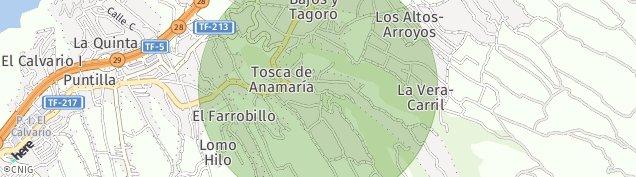 Mapa Tosca de Anamaria