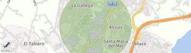Mapa La Laguna