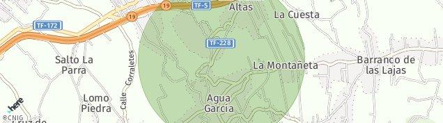 Mapa Tacoronte