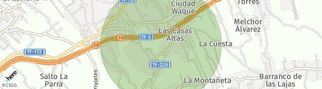 Mapa El Torreon