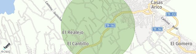 Mapa Valle Guerra