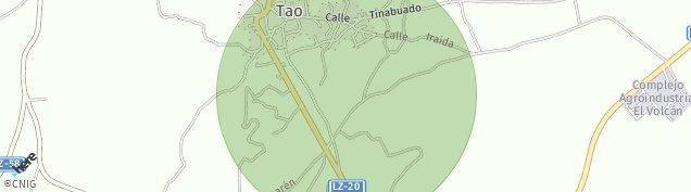 Mapa Tao