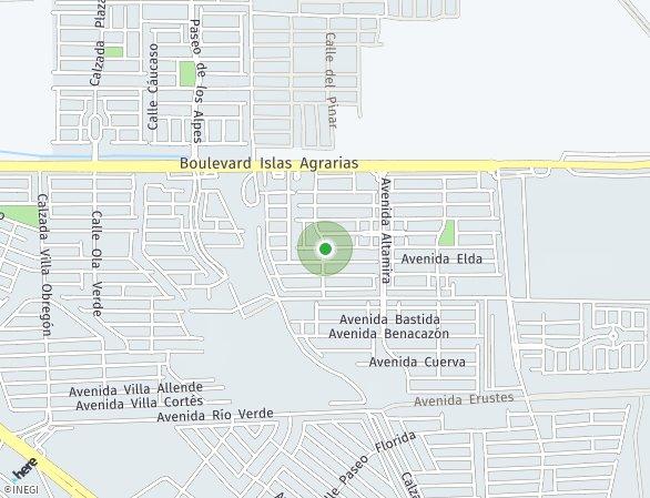 Peta lokasi Altaria Residencial