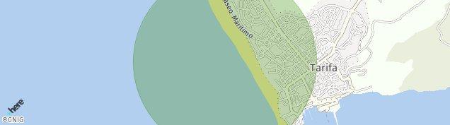 Mapa Tarifa