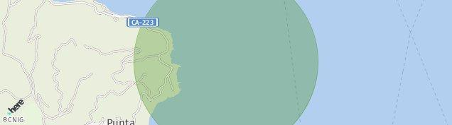 Mapa El Pelayo