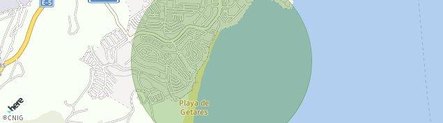 Mapa Algeciras