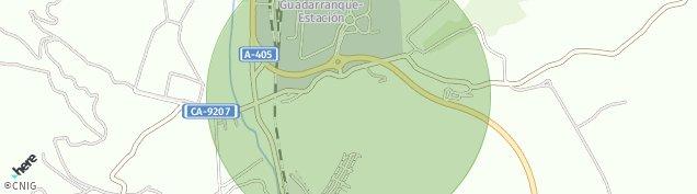 Mapa Taraguilla