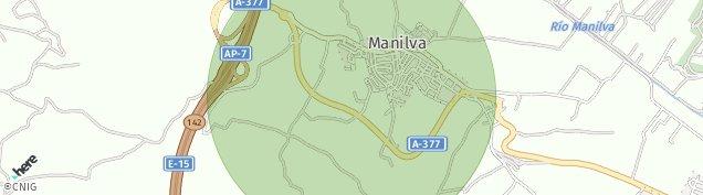 Mapa Manilva