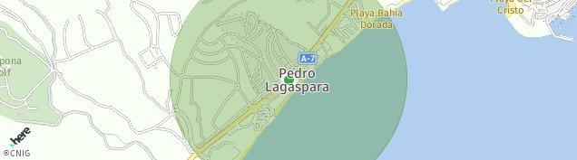 Mapa La Gaspara