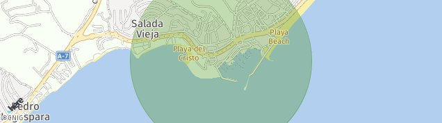 Mapa Saladavieja