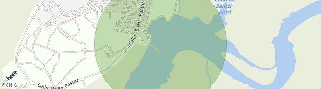 Mapa Campo Soto