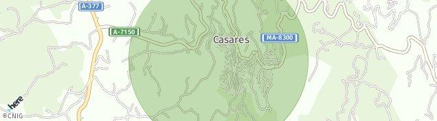 Mapa Casares