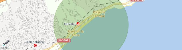 Mapa La Capellania