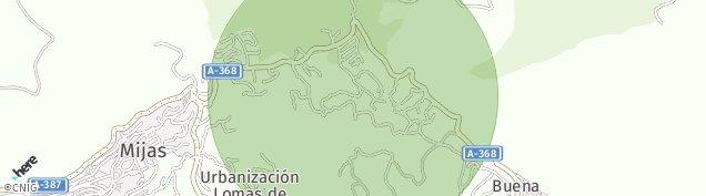 Mapa Mijas