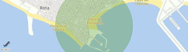 Mapa Rota