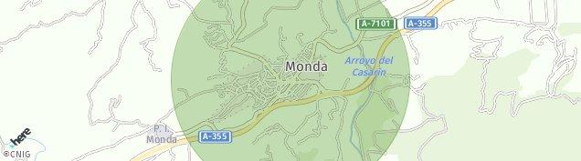 Mapa Monda
