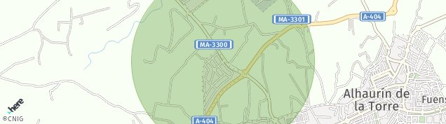Mapa Alqueria