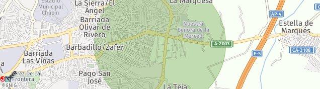 Mapa Estella del Marques