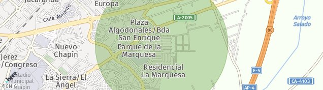 Mapa Estella del Marques