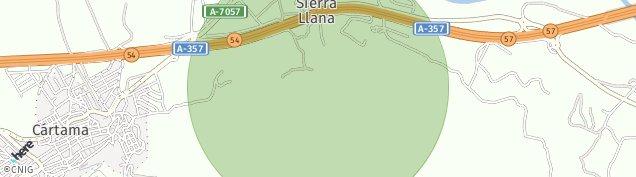 Mapa Cártama