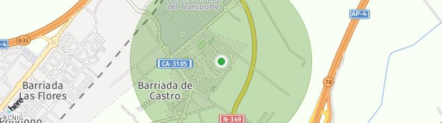 Mapa Guadalcacin