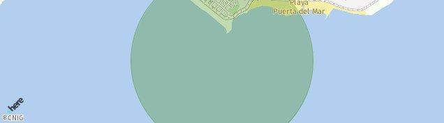 Mapa Almuñécar