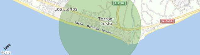 Mapa Torrox