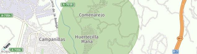 Mapa Campanillas