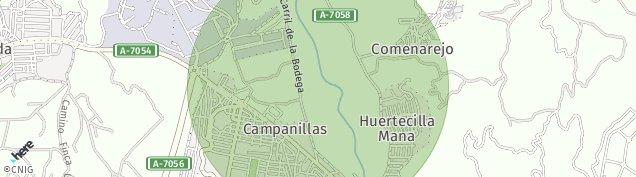 Mapa Santa Rosalia