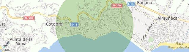 Mapa La Herradura