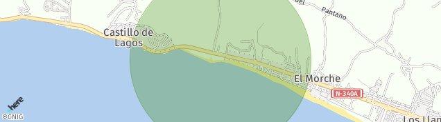 Mapa El Morche