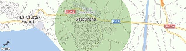 Mapa Salobreña