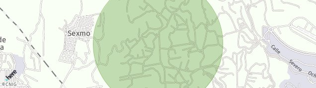 Mapa El Sexmo