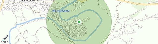 Mapa La Pedrosa