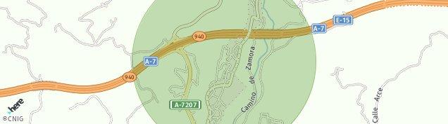 Mapa Torrox Park